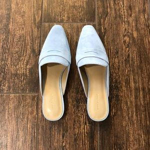 Ann Taylor Loafer Slides